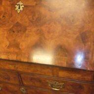 George,I,walnut,bureau,bookcase,2