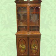 Satinwood,bookcase