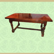 custom made refectory table