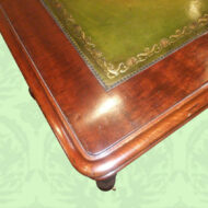 Early,Victorian,mahogany,writing,table,5