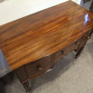 George IV dressing table,4