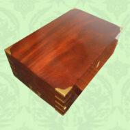 Georgian,mahogany,large,writing,slope,angle