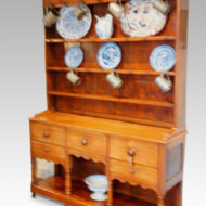 Antique honey oak dresser