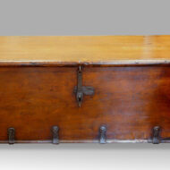 Colonial hardwood trunk