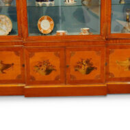 Antique Satinwood cabinet