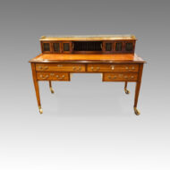 19thc. rosewood desk