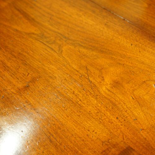 Edwardian walnut dining table,5
