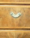 Georgian walnut drawer