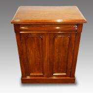 Victorian mahogany small side-cabinet