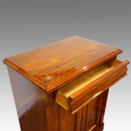 Victorian mahogany small chiffonier drawer