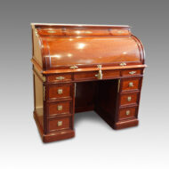 French cylinder desk