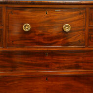 Laarge antique chest of drawers