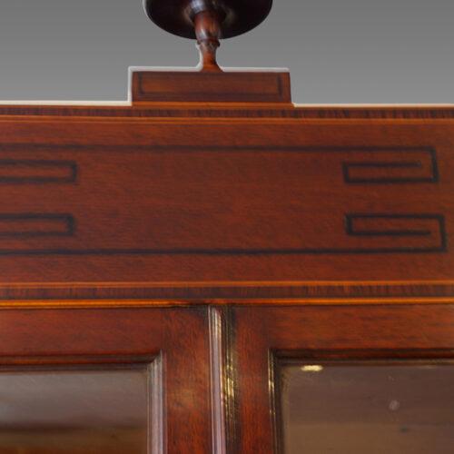 Regency desk cornice