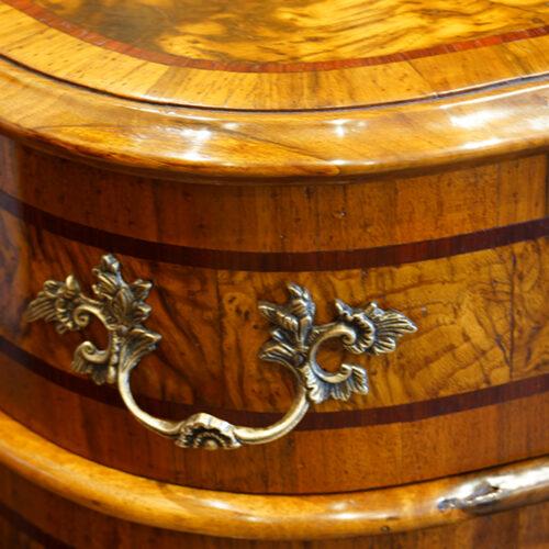 Antique pair of chests