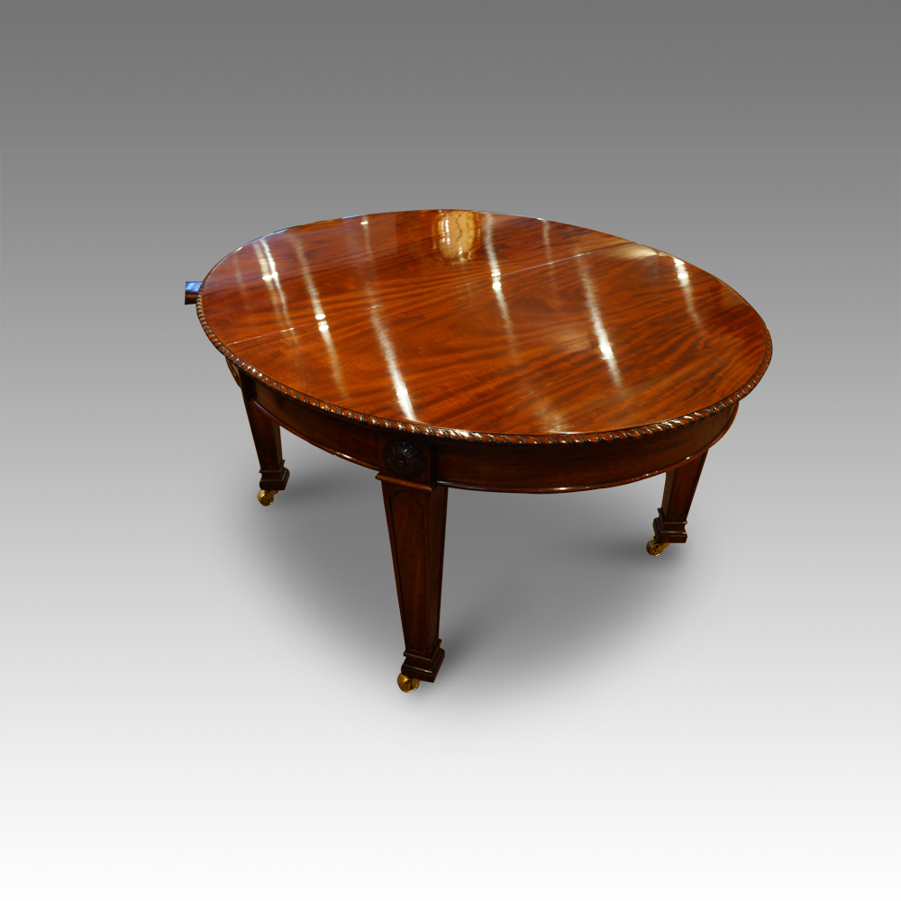 edwardian mahogany 10 seat extending dining table now sold