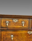 Antique chest top drawer