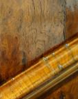 Antique walnut furniture moulding