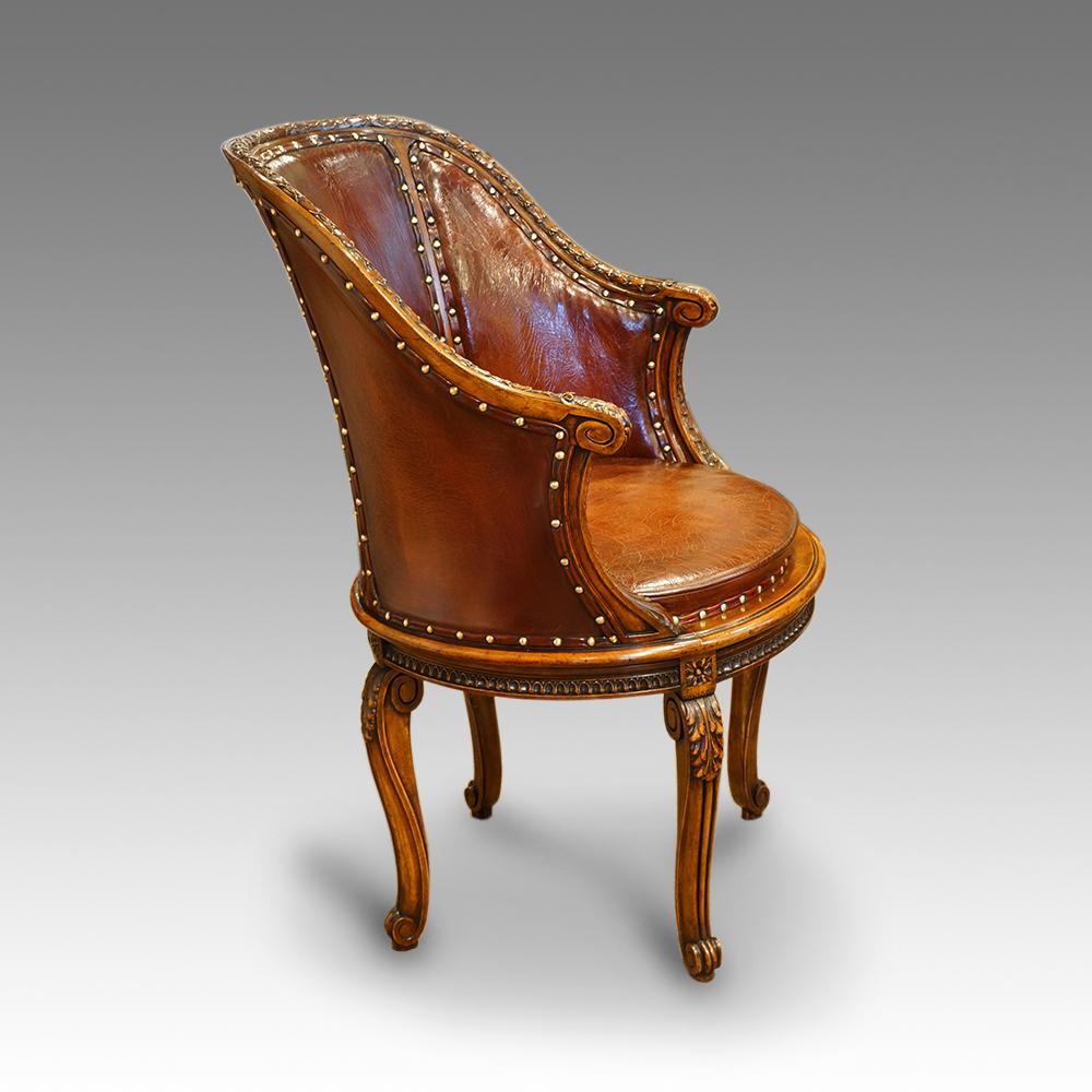 Antique tub chair - Antique Tub Chair