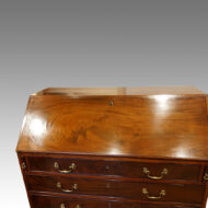 Antique bureau fall front
