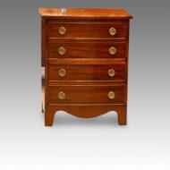 Antique bedside chests