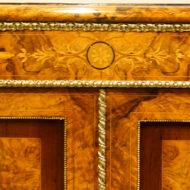 Fine Victorian inlay