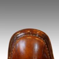 Regency bergere chair back rail