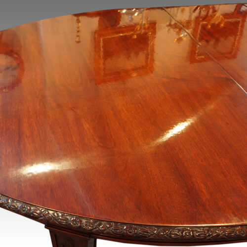 Edwardian dining room table