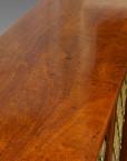 Georgian timber top