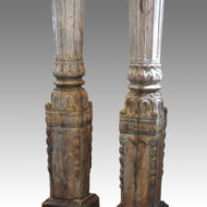 Antique columns base