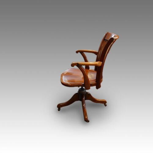 Desk chair antique
