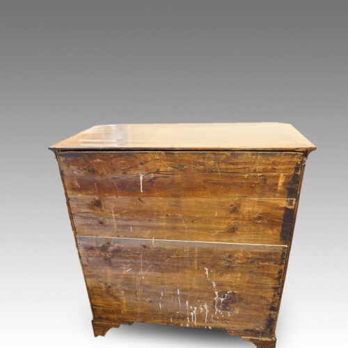 Backboards of Queen Anne chest
