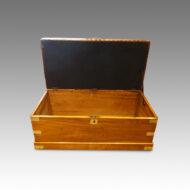 Victorian camphor trunk