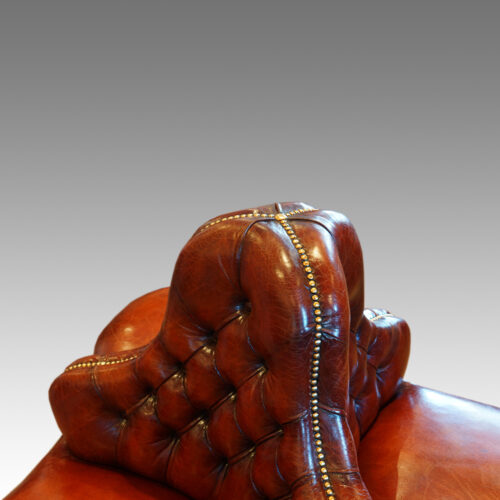Antique conversation seat