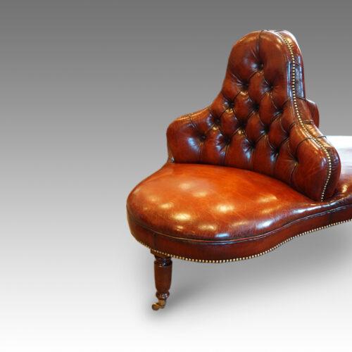 Victorian hall seat