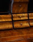 Walnut interior drawers