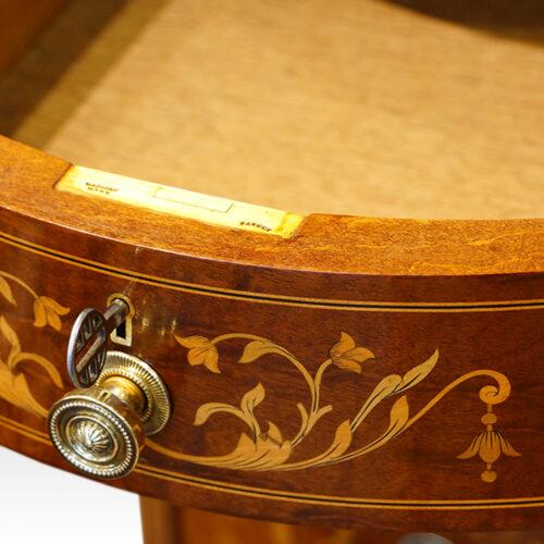 Antique desk lock