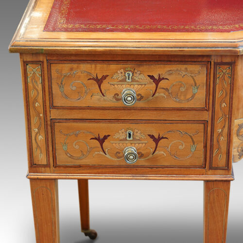 Edwardian bon heur du jour drawers