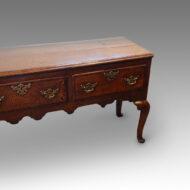 Antique dresser base