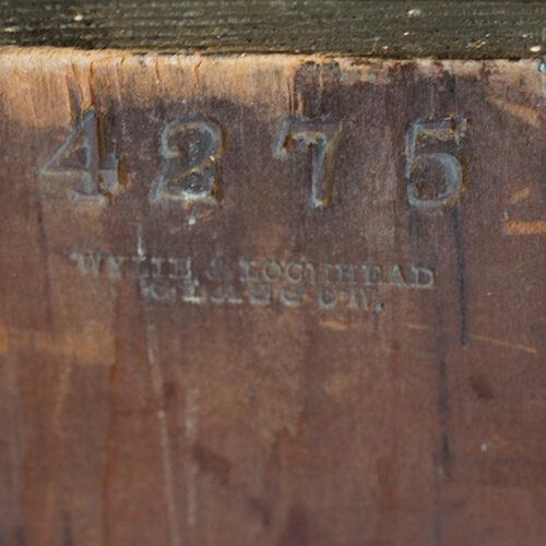 Wylie & Lochead of Glasgow stamp
