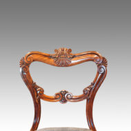 William IV chair back