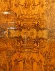 Victorian burr walnut dining room table