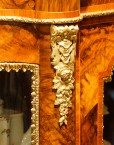 Victorian mounts of cabinet