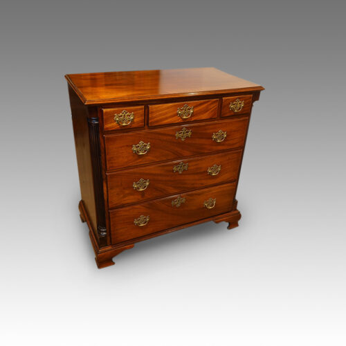 Georgian mahogany chest