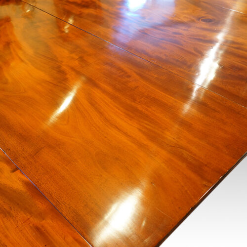 Cuban mahogany table top