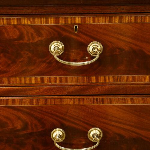 Edwardain inlaid drawers