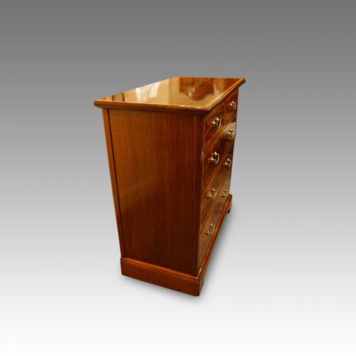 Edwardian chest side
