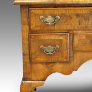 Antique walnut furniture