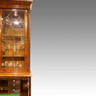 William IV bookcase