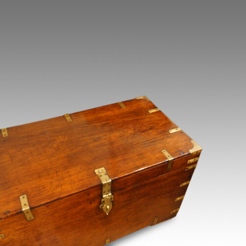 Victorian uniform chest