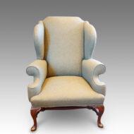 Georgian style wingchair